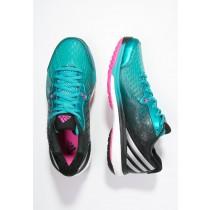 Zapatos de voleibol adidas Performance Energy Volley Boost 2.0 Mujer Shock Verde/Matte Plata/Sho,relojes adidas baratos,zapatos adidas ecuador,Segovia tiendas