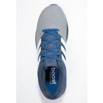 Zapatos para correr adidas Performance Response Boost 2 Hombre Gris/Mineral Azul/Azul,adidas running zapatillas,adidas rosa palo,venta