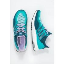 Zapatos para correr adidas Performance Ultra Boost Mujer Clear Verde/Mineral/Morado Glow,adidas 2017,ropa adidas running barata,oferta Madrid