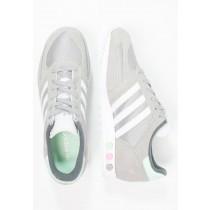 Trainers adidas Originals La Trainer Mujer Ligero Granite/Blanco/Frozen Verde,bambas adidas superstar,bambas adidas baratas,más de moda