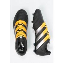 Zapatos de fútbol adidas Performance Ace 16.2 Fg/Ag Hombre Núcleo Negro/Plata Metallic/Solar Oro,reloj adidas originals,zapatillas adidas originals,más de moda