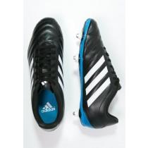 Zapatos de fútbol adidas Performance Goletto V Sg Hombre Núcleo Negro/Blanco/Solar Azul,adidas rosas gazelle,adidas negras y blancas,tiendas