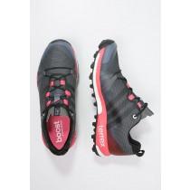 Zapatos para caminar adidas Performance Terrex Agravic Gtx Mujer Vista Gris/Núcleo Negro/Super B,chaquetas adidas,adidas blancas y negras,mercado