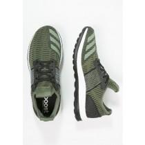 Zapatos para correr adidas Performance Pure Boost Zg Prime Hombre Base Verde/Núcleo Negro/Vivid,bambas adidas baratas,adidas baratas,un amor de por vida