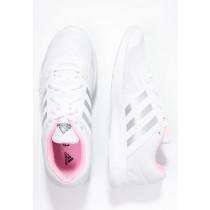 Zapatos deportivos adidas Performance Essential Fun 2 Mujer Blanco/Matte Plata/Night Metallic,adidas running,adidas running zapatillas,popular