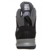 Botas adidas Performance Ax2 Mid Gtx Mujer Carbon/Negro/Sharp Gris,ropa adidas running barata,bambas adidas rosas,ventas por mayor