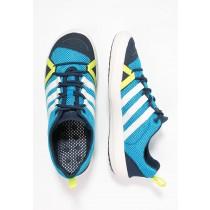 Zapatos deportivos adidas Performance Climacool Boat Hombre Solar Azul/Chalk Blanco/Colegial Arm,ropa adidas imitacion murcia,reloj adidas dorado,alta calidad