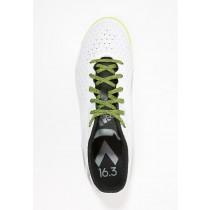 Zapatos de fútbol adidas Performance Ace 16.3 Ct Hombre Crystal Blanco/Núcleo Negro/Semi Solar S,adidas baratas blancas,adidas scarpe,Más barato