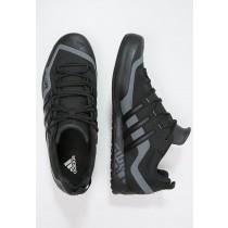 Zapatos para caminar adidas Performance Terrex Swift Solo Mujer Negro/Lead,zapatos adidas,zapatillas adidas originals,leyenda