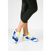 Zapatos para correr adidas by Stella McCartney Adizero Takumi Mujer Chino Azul/Lab Lime/Naranja,adidas rosa,chaquetas adidas vintage,exposición