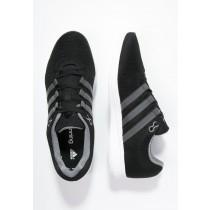 Zapatos para correr adidas Performance Lite Runner Hombre Núcleo Negro/Blanco/Vista Gris,adidas ropa tenis,adidas sudaderas outlet,famosas