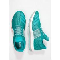 Zapatos para correr adidas Performance Pureboost Zg Hombre Verde/Clear Verde/Solid Rojo,ropa adidas trail running,zapatillas adidas blancas,real