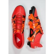 Zapatos de fútbol adidas Performance X 15.3 Fg/Ag Hombre Bold Naranja/Blanco/Solar Naranja,adidas scarpe,ropa adidas running,cómodo