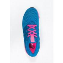 Zapatos para correr adidas Performance Supernova Glide 8 Chill Mujer Super Azul/Shock Rosa,adidas baratas online,bambas adidas superstar,comprar barata