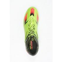Zapatos de fútbol adidas Performance Messi 15.1 Fg/Ag Hombre Semi Solar Slime/Solar Rojo/Núcleo,adidas 2017 nmd,adidas deportivas,favorecido