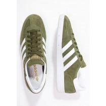 Trainers adidas Originals Spezial Mujer Dust Verde/Blanco/Crystal Blanco,zapatillas adidas rosas,zapatillas adidas superstar,respetable