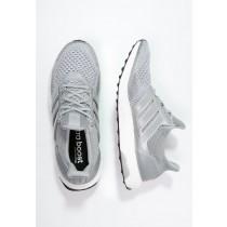 Zapatos para correr adidas Performance Ultra Boost Hombre Plata Metallic/Núcleo Negro,reloj adidas dorado,chaquetas adidas baratas,En línea