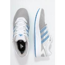 Zapatos para correr adidas Performance Galaxy 2 Hombre Blanco/Shock Azul/Clear Granit,adidas 2017,zapatos adidas blancos para,outlet online