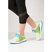 Zapatos para correr adidas Performance Pureboost X Mujer Halo/Shock Verde/Semi Solar Slim,adidas baratas superstar,adidas baratas,original barata