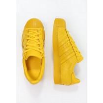 Trainers adidas Originals Superstar Adicolor Mujer Amarillo,adidas negras suela dorada,chaquetas adidas baratas,orgulloso