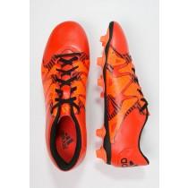 Zapatos de fútbol adidas Performance X 15.4 Fxg Hombre Bold Naranja/Blanco/Solar Naranja,adidas ropa,ropa running adidas,dignidad