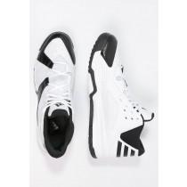 Zapatos de baloncesto adidas Performance First Step Hombre Negro/Blanco,adidas negras,adidas running,Mejor vendido