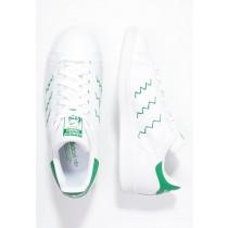 Trainers adidas Originals Stan Smith Mujer Blanco/Verde,adidas superstar,adidas running zapatillas,Madrid tienda online
