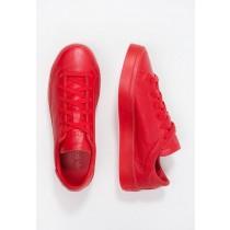 Trainers adidas Originals Courtvantage Adicolor Mujer Scarlet,adidas negras suela dorada,adidas rosa,Buen producto
