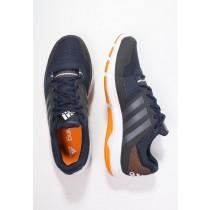 wholesale dealer 5de8b a2187 Zapatos deportivos adidas Performance Gym Warrior .2 Hombre Colegial  Armada Night Metallic Naran