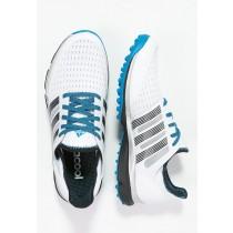 Zapatos de adidas Climacool Hombre Blanco/Núcleo Negro/Bright Azul,relojes adidas corte ingles,adidas ropa,moderno