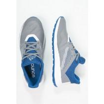 Zapatos para correr adidas Performance Energy Bounce 2 Hombre Gris/Blanco/Azul,zapatillas adidas gazelle og,zapatos adidas blancos,distribuidor