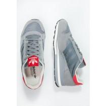 Trainers adidas Originals Zx 500 Og Mujer Gris/Onix/Colegial Rojo,adidas rosas nmd,zapatillas adidas originals,catalogo en españa