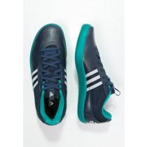 Zapatos deportivos adidas Performance Throwstar Hombre Blanco/Colegial Armada/Verde,adidas ropa deportiva,chaquetas adidas retro,descubrir