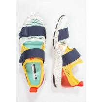 Zapatos deportivos adidas Performance Zilia Mujer Chalk Blanco/Midnight Gris/Super Amarillo,ropa adidas,zapatillas adidas blancas,en Segovia