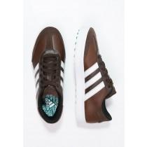 Zapatos de adidas Adicross V Hombre Marrón/Blanco/Verde,adidas rosas nmd,ropa outlet adidas original,ventas por mayor