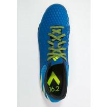 Zapatos de fútbol adidas Performance Ace 16.2 Ct Hombre Azul/Núcleo Negro/Semi Solar Slime,adidas baratas blancas,adidas baratas superstar,Granada