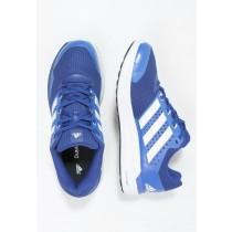 Zapatos para correr adidas Performance Duramo 7 Hombre Super Azul/Azul/Blanco,zapatos adidas baratos,bambas adidas gazelle,delicado