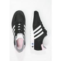 Trainers adidas Originals La Trainer Mujer Núcleo Negro/Blanco/Clear Rosa,adidas sudaderas baratas,zapatos adidas,sabor