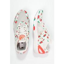 Zapatos deportivos adidas Performance Yvori Mujer Blanco/Blanco Chalk/Solar Rojo,adidas 2017,adidas rosas y azules,En línea