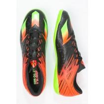 Zapatos de fútbol adidas Performance Messi 15.4 In Hombre Núcleo Negro/Solar Verde/Solar Rojo,ropa adidas running,adidas zapatillas running,outlet online