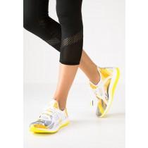 Zapatos para correr adidas Performance Pureboost X Mujer Blanco/Shock Amarillo,relojes adidas,relojes adidas,mercado