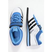 Zapatos deportivos adidas Performance Powerlift 2.0 Hombre Blanco/Núcleo Negro/Azul Royal,adidas rosas,zapatos adidas,sin paralelo