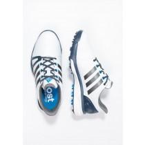 Zapatos de adidas Adipower Boost 2 Wd Hombre Blanco/Mineral Azul/Shock Azul,ropa adidas el corte ingles,ropa adidas barata,Venta caliente