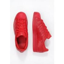 Trainers adidas Originals Superstar Adicolor Mujer Scarlet,adidas ropa tenis,bambas adidas rosas,valencia