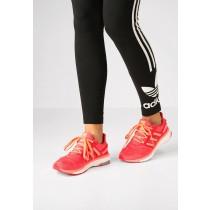 Zapatos para correr adidas Performance Energy Boost 3 Mujer Sun Glow/Halo Rosa/Shock Rojo,ropa adidas running,ropa adidas,estándar