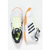 Zapatos de voleibol adidas Performance Ligra 3 Mujer Blanco/Night Armada/Plata Metallic,bambas adidas baratas online,ropa adidas running,perfecto