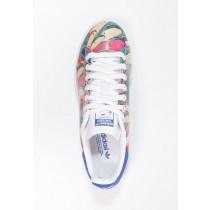 Trainers adidas Originals Stan Smith Mujer Blanco/Lab Azul,adidas sale,relojes adidas baratos,gusta