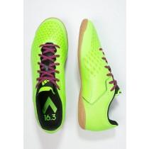 Zapatos de fútbol adidas Performance Ace 16.3 Ct Hombre Solar Verde/Núcleo Negro/Shock Rosa,zapatos adidas blancos para,relojes adidas dorados,oferta Madrid