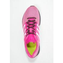 Zapatos para correr adidas Performance Adizero Boston Boost 5 Mujer Mineral Rojo/Shock Rosa/Bold,adidas ropa interior,adidas blancas y rosas,serie
