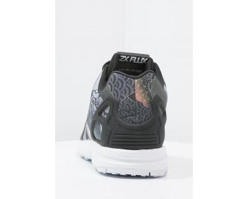 Trainers adidas Originals Zx Flux Mujer Núcleo Negro/ Blanco,chaquetas adidas baratas,adidas negras suela dorada,salto